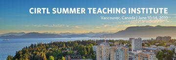 CIRTL Summer Teaching Institute